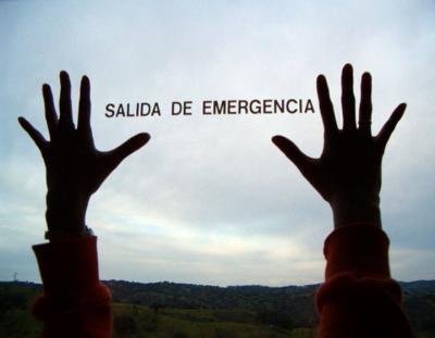 §alida de Emergen©ia